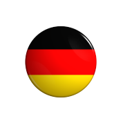 germany-flag-button-round